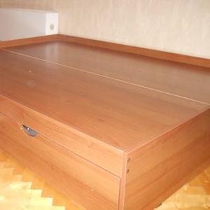 продам кровать в оличном состоянии!