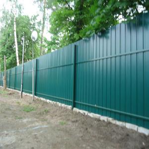 Строительство заборов,  откатные ворота, навес, металлоконструкции