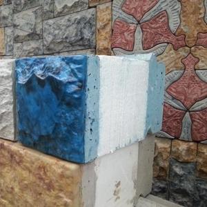 Пр-во 4-хслойных теплоблоков с мраморной облицовкой (автомат.линия)7