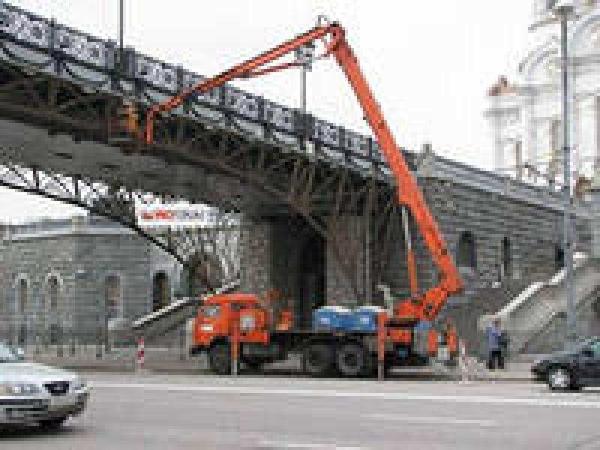 Автовышки от 10 до 34 метров! Платформы 2х4 метра! г. Томск 3