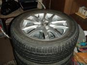 Комплект колес,  16 дюймов,  родные Toyota Corolla